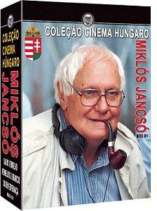 COLEÇÃO CINEMA HÚNGARO BOX 01