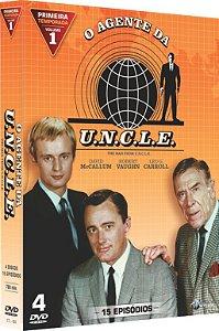 O AGENTE DA U.N.C.L.E. - 1ª TEMPORADA - VOL. 1