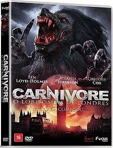 CARNIVORE - O LOBISOMEM DE LONDRES - ENTREGA PREVISTA 27/06/2018