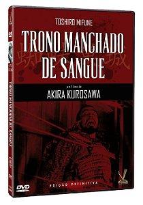TRONO MACHADO DE SANGUE - ENTREGA PREVISTA A PARTIR DE 17/07/2018