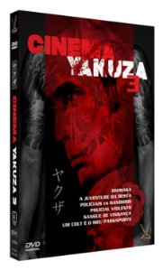 CINEMA YAKUZA - VOL. 3 - ENTREGA PREVISTA PARA A PARTIR DE 18/07/2018