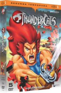 THUNDERCATS - SEGUNDA TEMPORADA - VOL.1