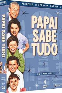 PAPAI SABE TUDO -  1ª TEMPORADA COMPLETA
