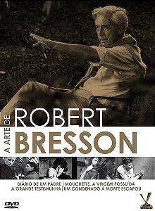 A ARTE DE ROBERT BRESSON