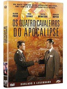 OS QUATRO CAVALEIROS DO APOCALIPSE