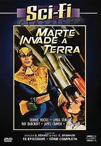 MARTE INVADE A TERRA