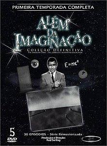 ALÉM DA IMAGINAÇÃO - PRIMEIRA TEMPORADA COMPLETA