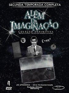 ALÉM DA IMAGINAÇÃO - SEGUNDA TEMPORADA COMPLETA