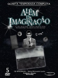 ALÉM DA IMAGINAÇÃO - QUARTA TEMPORADA COMPLETA