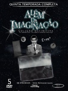 ALÉM DA IMAGINAÇÃO - QUINTA TEMPORADA COMPLETA