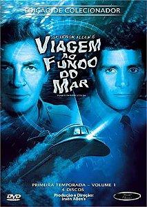 VIAGEM AO FUNDO DO MAR - 1ª TEMPORADA - VOL.1