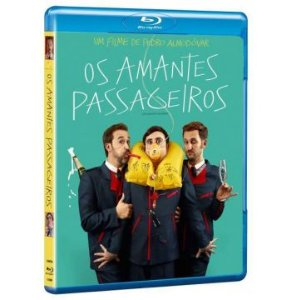 OS AMANTES PASSAGEIROS - BLU-RAY