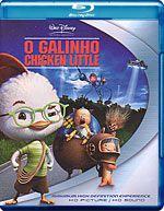 O GALINHO CHICKEN LITTLE - BLU-RAY