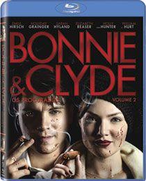 BONNIE E CLYDE - OS PROCURADOS - VOLUME 2 - BLU-RAY