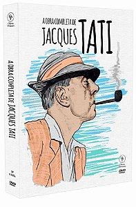 A OBRA COMPLETA DE JACQUES TATI