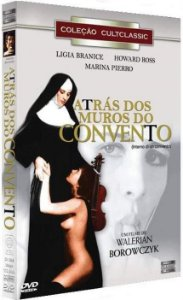 ATRÁS DOS MUROS DO CONVENTO