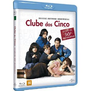 CLUBE DOS CINCO (BLU-RAY)