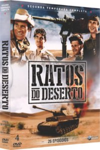 RATOS DO DESERTO - SEGUNDA TEMPORADA COMPLETA
