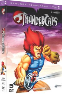 THUNDERCATS - SEGUNDA TEMPORADA VOL.2