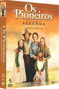 OS PIONEIROS  - 2ª TEMPORADA COMPLETA