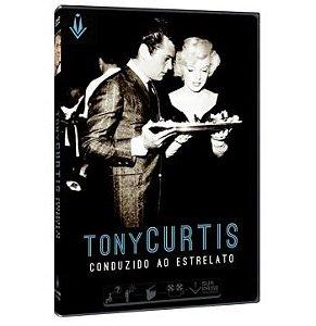 TONY CURTIS - CONDUZIDO AO ESTRELATO
