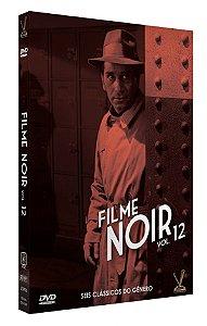 FILME NOIR VOL.12 - ENTREGA PREVISTA PARA A PARTIR DE 03/12/2018