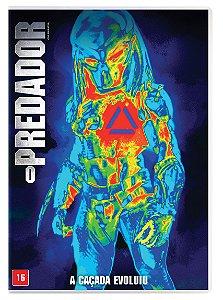 O PREDADOR (DVD)