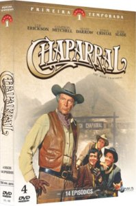 CHAPARRAL - PRIMEIRA TEMPORADA VOL.1