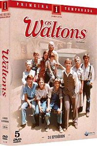 OS WALTONS - PRIMEIRA TEMPORADA COMPLETA