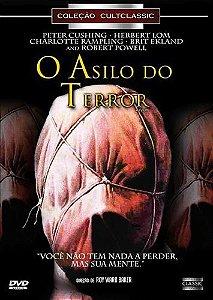 O ASILO DO TERROR