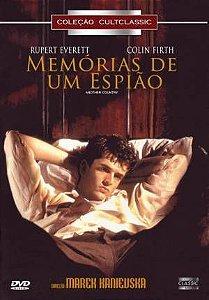 MEMÓRIAS DE UM ESPIÃO
