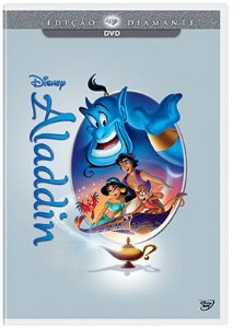 ALADDIN - EDIÇÃO DIAMANTE - DVD