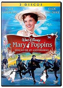 MARY POPPINS - EDIÇÃO DE 45 ANOS