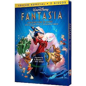 FANTASIA - DVD DUPLO