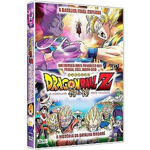 DRAGON BALL Z - A BATALHA DOS DEUSES