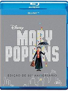 MARY POPPINS - EDIÇÃO DE 50 ANOS (BLU-RAY)