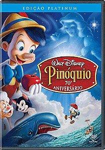 PINÓQUIO - EDIÇÃO DE 70 ANOS