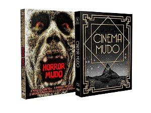 COMBO - CINEMA MUDO + HORROR MUDO