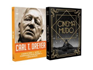 COMBO - CINEMA MUDO + CARL T. DREYER