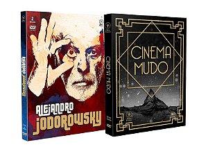 COMBO - CINEMA MUDO + ALEJANDRO JODOROWSKY
