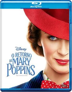O RETORNO DE MARY POPPINS BLU-RAY)