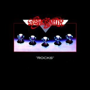 LP AEROSMITH - ROCKS (IMPORTADO)