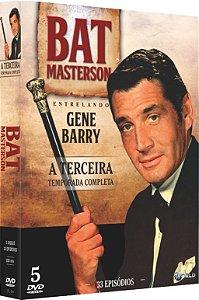 BAT MASTERSON -TERCEIRA TEMPORADA COMPLETA