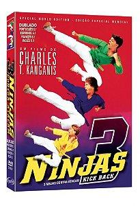 3 NINJAS CONTRA-ATACAM