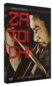 ZATOICHI – A SÉRIE DE CINEMA   - ENTREGA PREVISTA PARA A PARTIR DE 12/04/2019