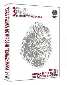 TRÊS FILMES DE HIROSHI TESHIGAHARA / ARMADILHA / MULHER DE AREIA / O ROSTO DA MALDADE