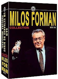 COLEÇÃO MILOS FORMAN  BOX 02 - HAIR / UM ESTRANHO NO NINHO / PROCURA INSACIÁVEL