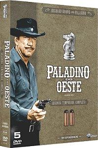 PALADINO DO OESTE - SEGUNDA TEMPORADA COMPLETA