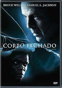 CORPO FECHADO (DVD)