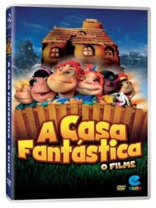 A CASA FANTÁSTICA - O FILME